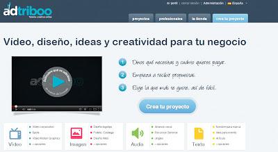 Plataforma para que profesionales del diseño resuelvan tus necesidades y proyectos