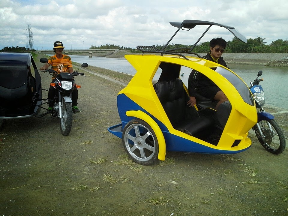 The Quot Bumblebee Quot Trike By Abella Transport Iloilo The