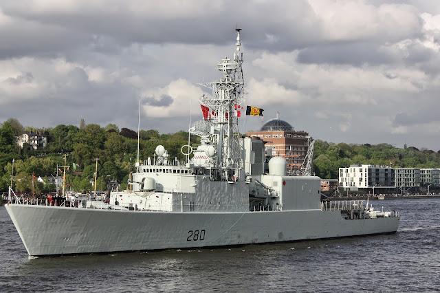 HMCS Iroquois (D280)