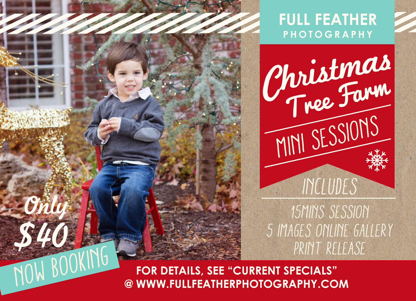 Full Feather Photography: Christmas Mini Sessions in Owasso from ...