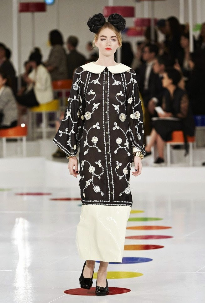 Chanel Cruise 2016, Chanel Cruise, Chanel Croisière 2016, Chanel Croisière, Chanel resort 2016, du dessin aux podiums, dudessinauxpodiums, Chanel resort, resort, resort 2016, cruise collection, collection croisière, cruise collection 2016, collection croisière 2016, Chanel Seoul, Chanel Cruise Seoul