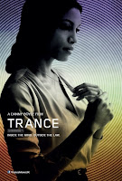 Rosario Dawson Trance Poster