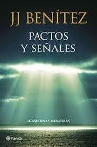 Ranking Semanal: Número 4. Pactos y señales, de J.J. Benítez.