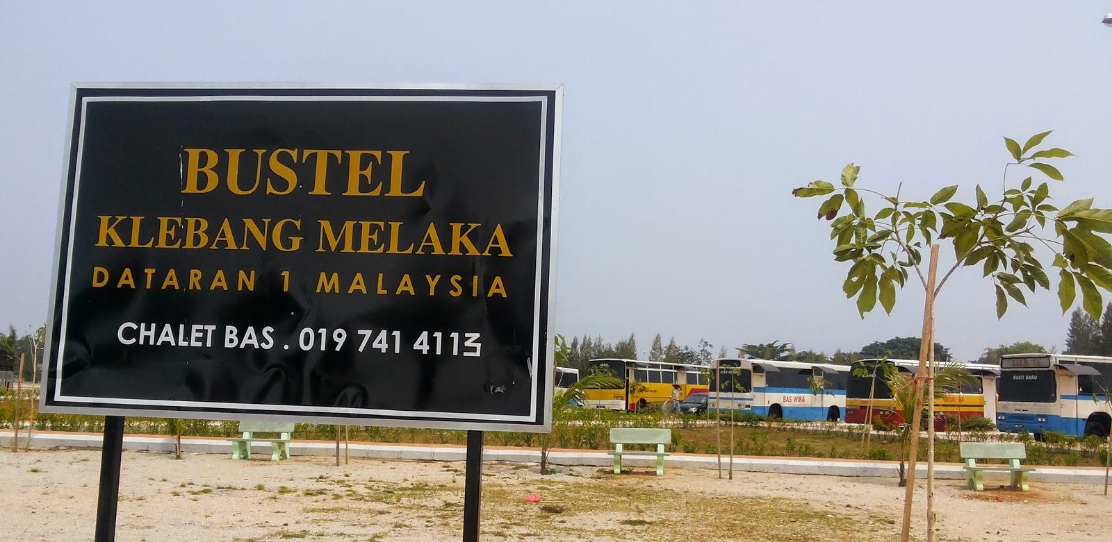 Menarik Untuk Bawa Anak Bercuti Di Hujung Tahun Ini Apa Kata Ke Melaka Bandaraya Bersejarah Cuba Try Test BUSTEL Dataran 1 Malaysia Klebang