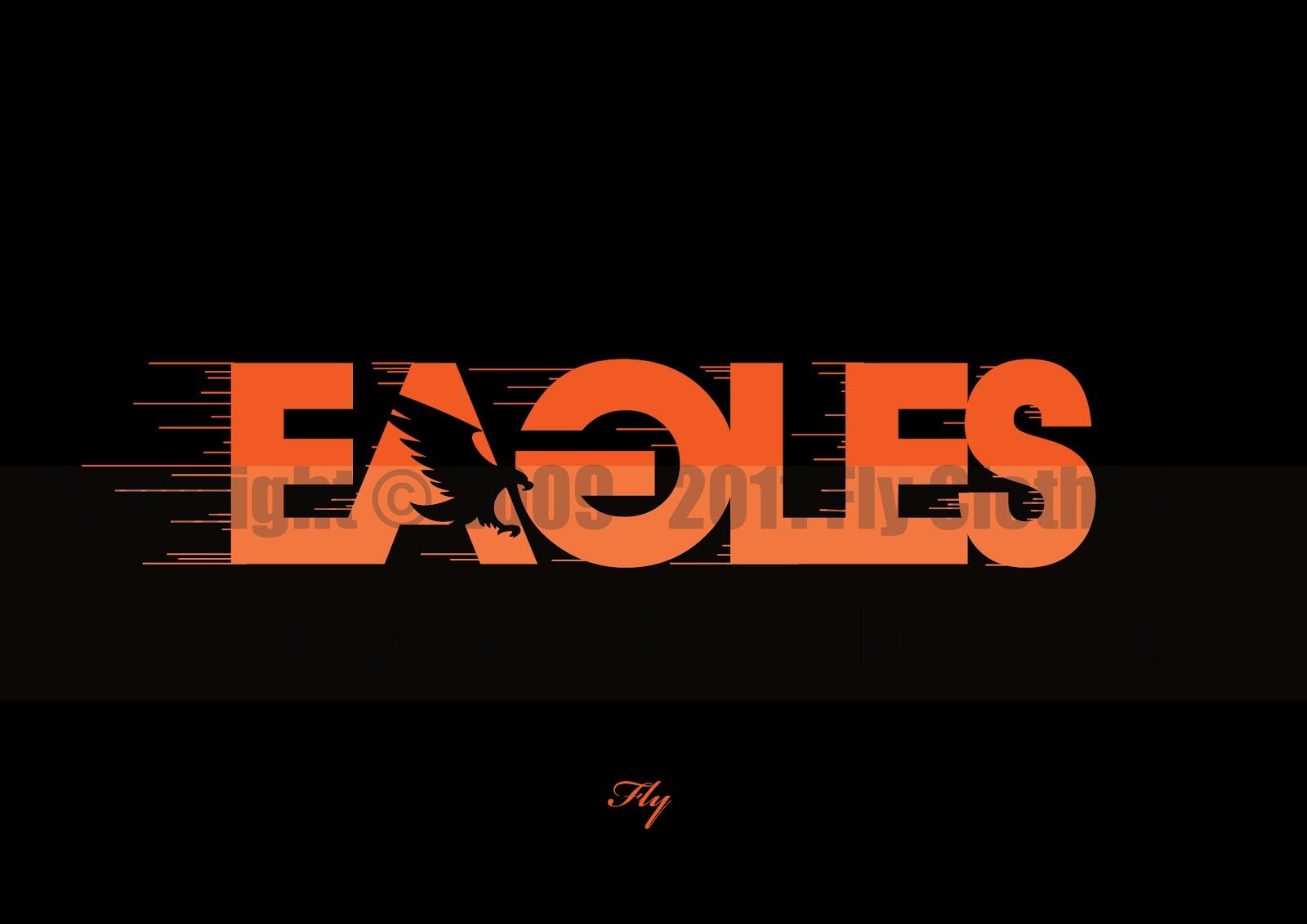 The Eagles Band Logo Logo designs