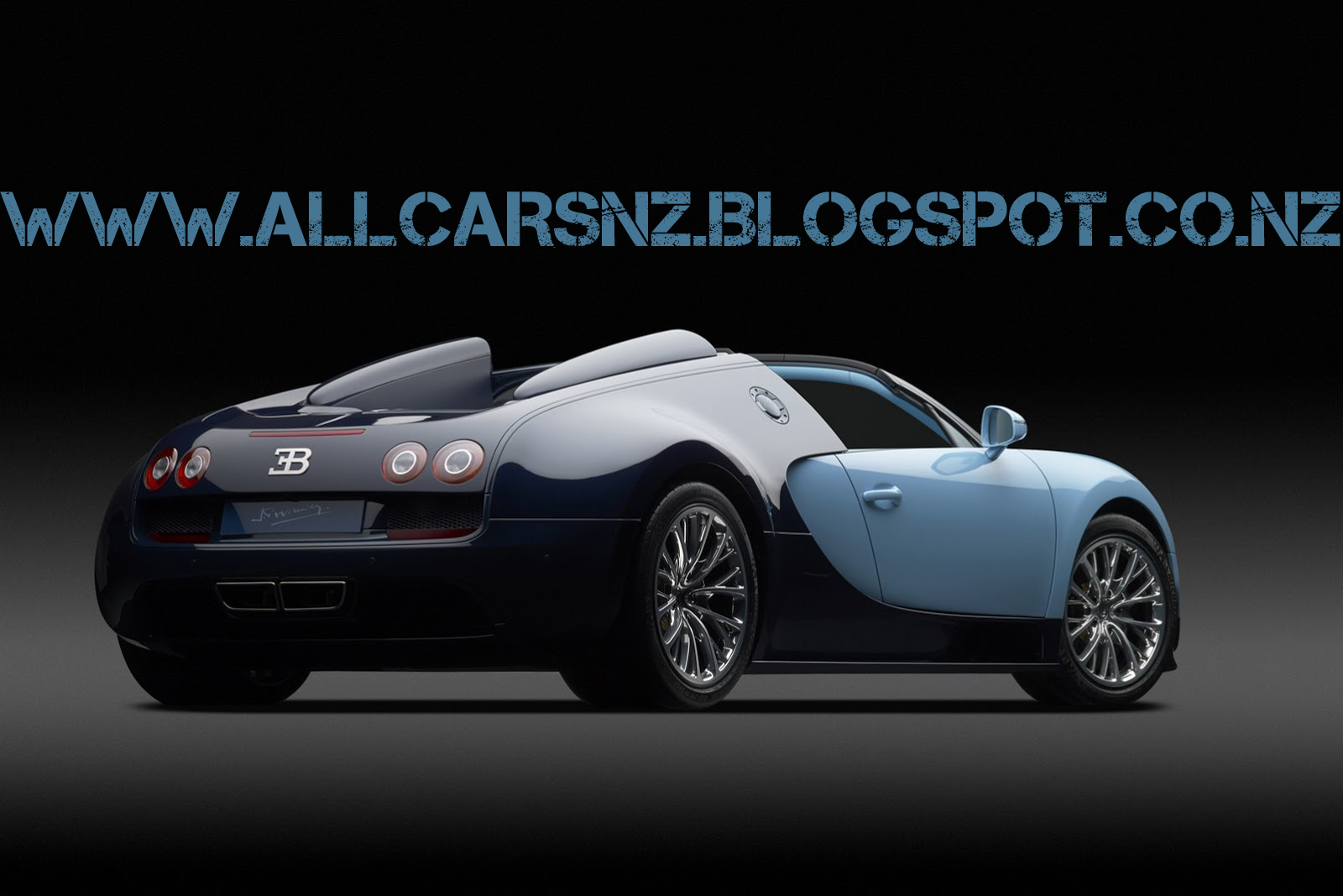 all cars nz 2013 bugatti veyron grand sport vitesse jean pierre wimille limi. Black Bedroom Furniture Sets. Home Design Ideas