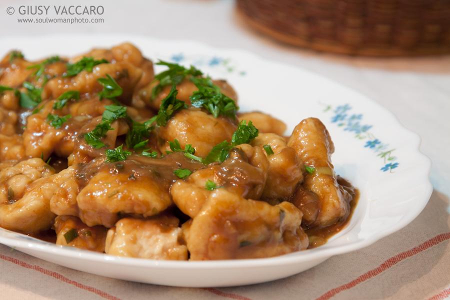 Note speziate pollo al limone cinese ricetta di simone for Ricette esotiche