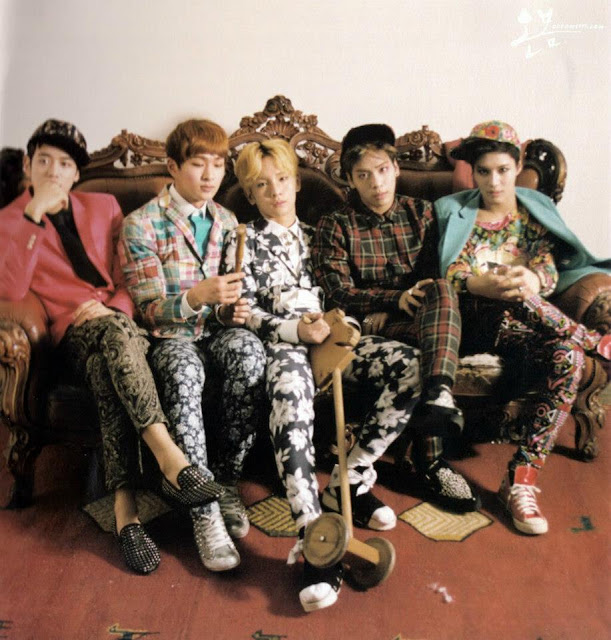 SHINee's Week in Review 130219-130227