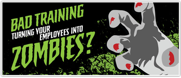 Safety Training for Zombies Image