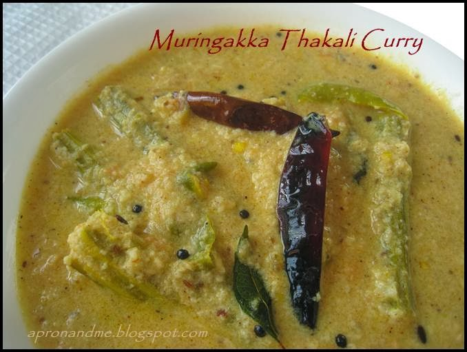 Muringakka curry