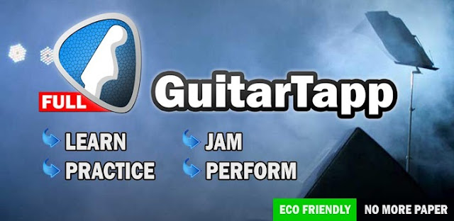 GuitarTapp PRO - Tabs &amp; Chords v2.8.4 APK 