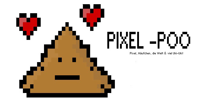 PIXEL-POO.DE  - awesomeness to the max.!