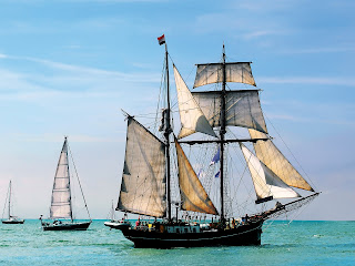 Pirate Ship HD Wallpaper
