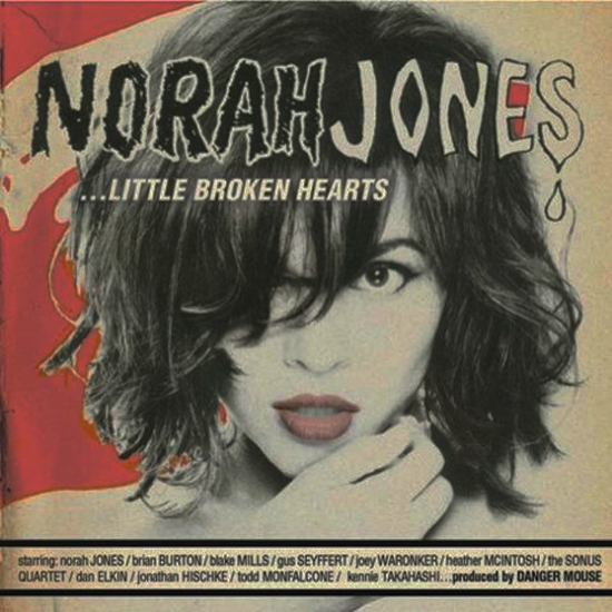 norah jones album covers