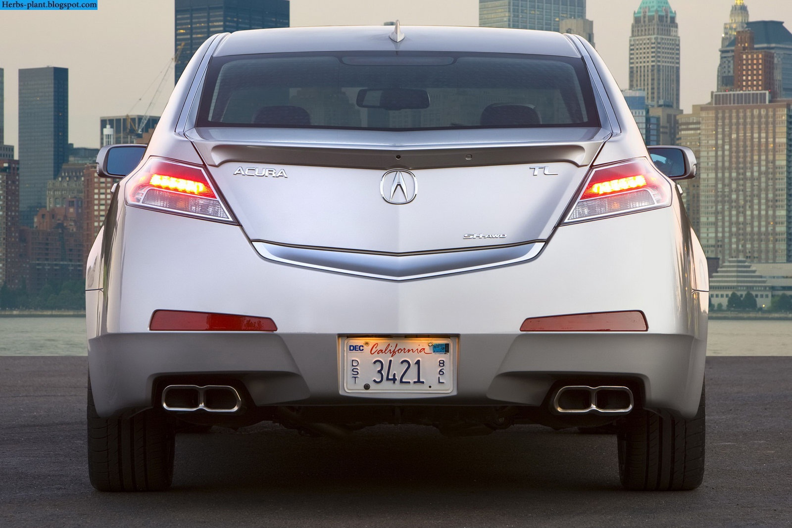 Acura tl car 2013 exhaust - صور شكمان سيارة اكورا تي ال 2013