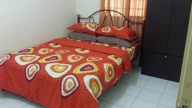 Homestay Kuala Lumpur - harga murah