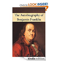 FREE: The Autobiography of Benjamin Franklin by Benjamin Franklin
