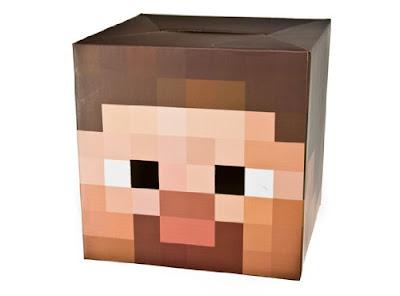 Minecraft Box Heads, Steve
