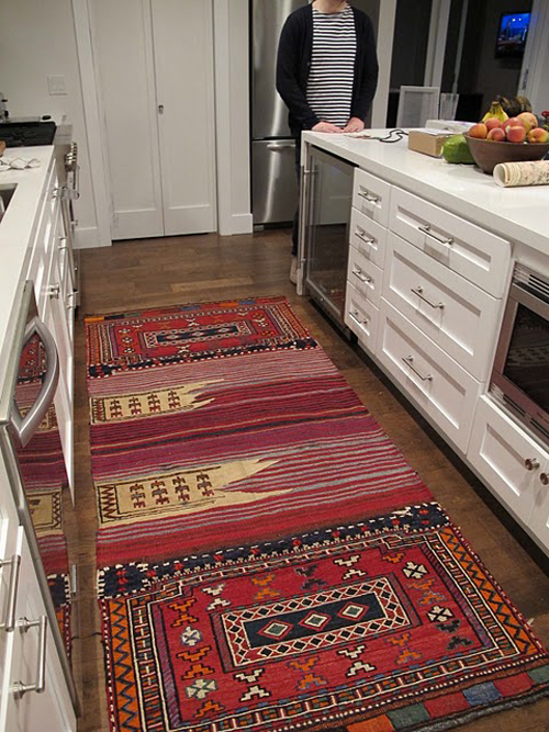 Interiors: Kitchen Rugs | The Vault Files