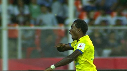 Kerala Blasters defeated FC Pune City