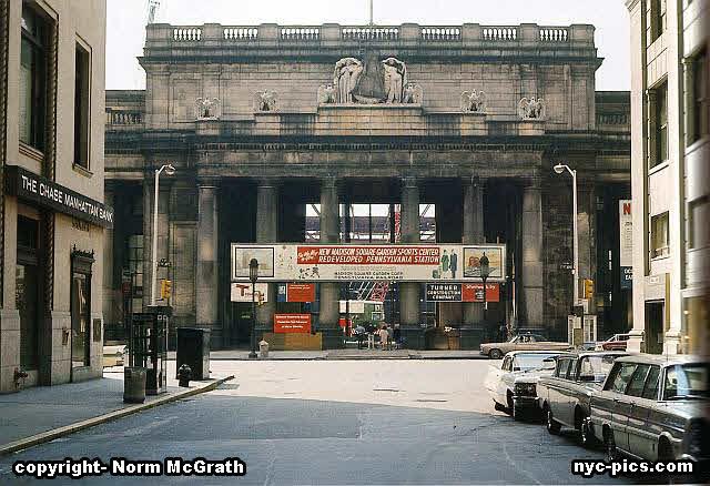 Old Penn Station New York Hot Girls Wallpaper