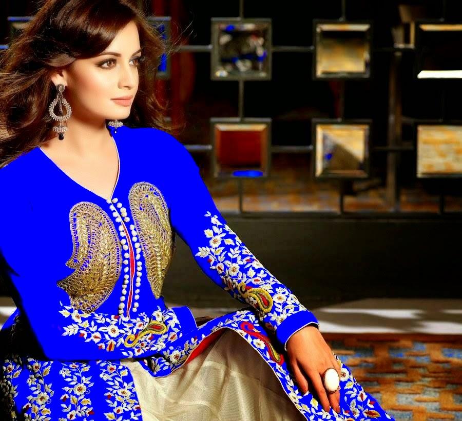 Latest Indian Anarkali Designs