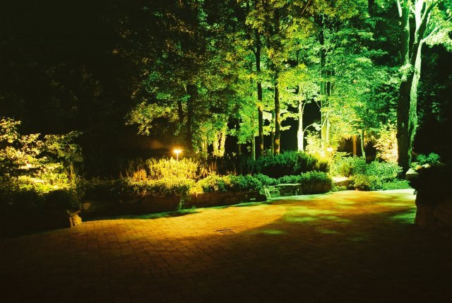 Low Voltage Landscape Lighting Systems : Outdoor lighting low voltage