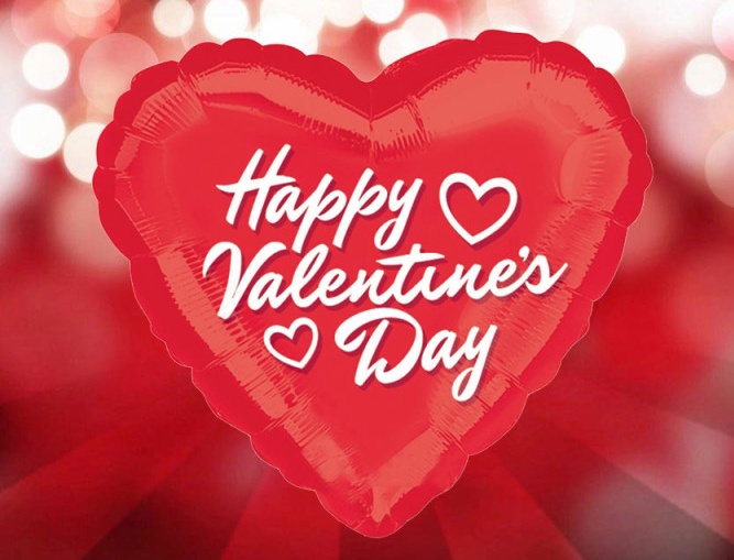 Love SMS Greetings Valentines Day 2014