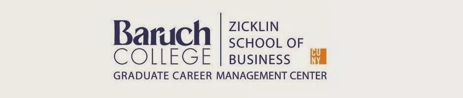 Zicklin GCMC: The Blog