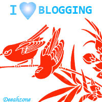 deeahzone | karena aku cinta ngeblog