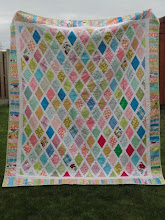 Quilt de retales. Scrap quilt QAL.