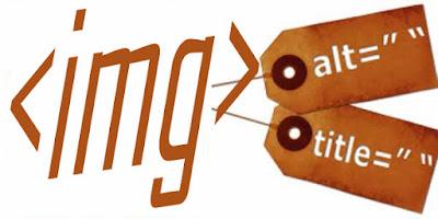 apa itu alt tag dan tittle tag, fungsi alt tag dan tittle tag, cara agar gambar dan link terindex search engine