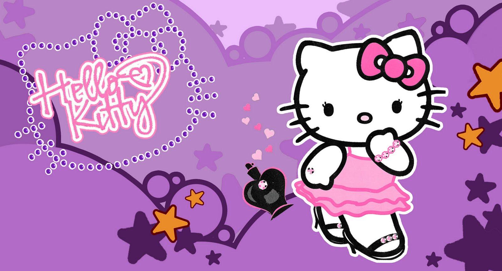 Muros de colores habitaci n ni a hello kitty 2010 for Cuarto para nina hello kitty