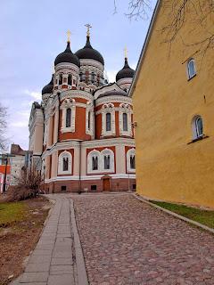 Таллиннский Кафедральный Александро-Невский Собор