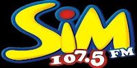 ouvir a radio rede sim 107,5 fm colatina es