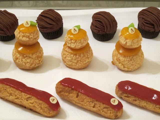 Salon de thé Angelina Paris - pâtisseries - nouveautés