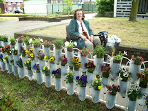Garden Ideas Recycled Materials