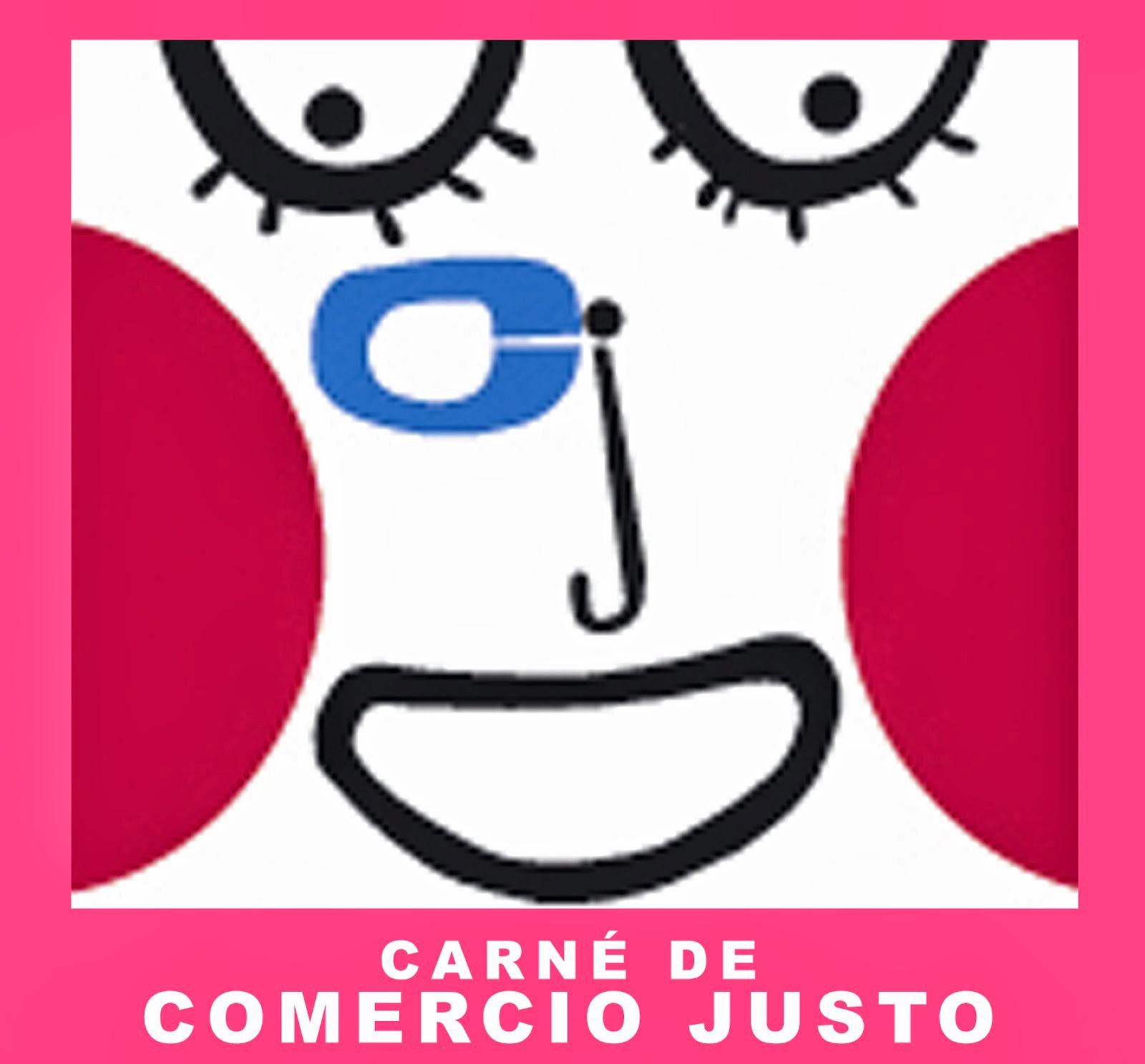 HAZTE SOCIO DEL COMERCIO JUSTO