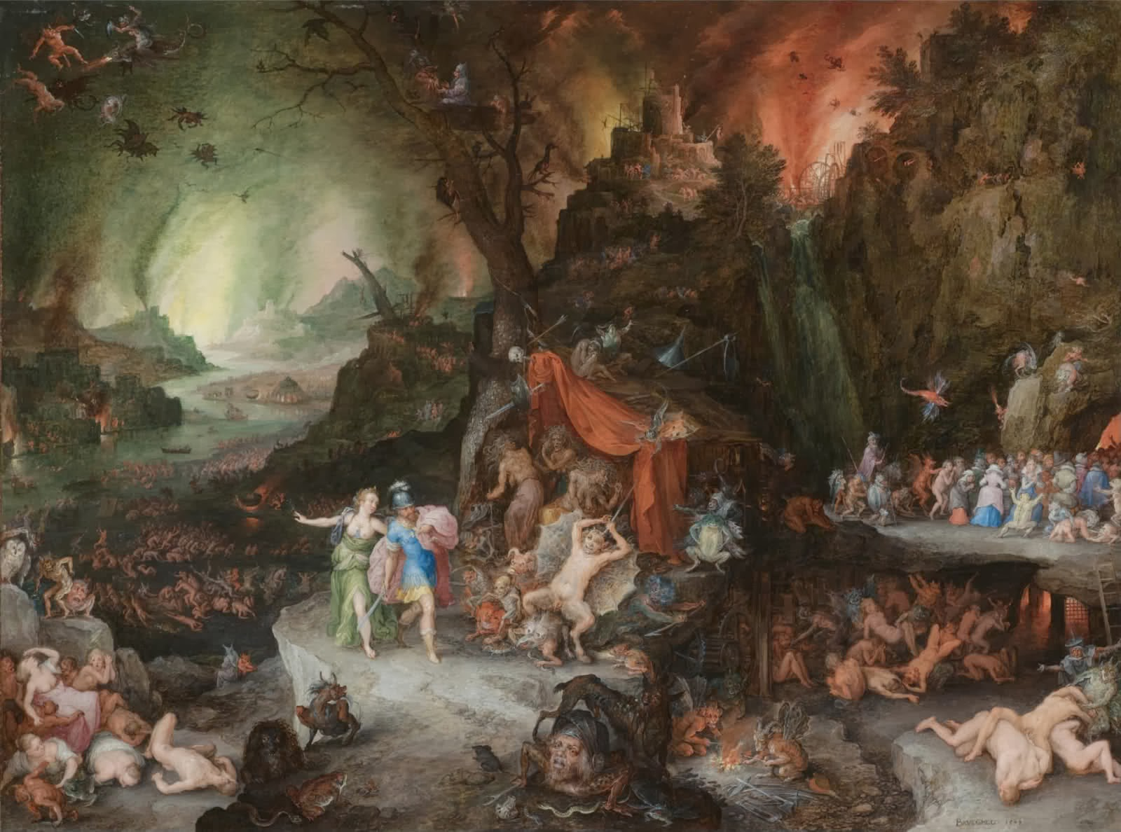 greek mythology in contemporary form hades