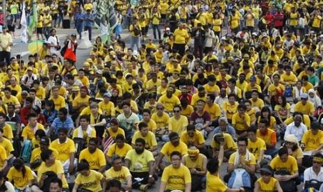Malaysia Terpecah, UMNO Siap Gelar Aksi Tandingan Pro-Najib