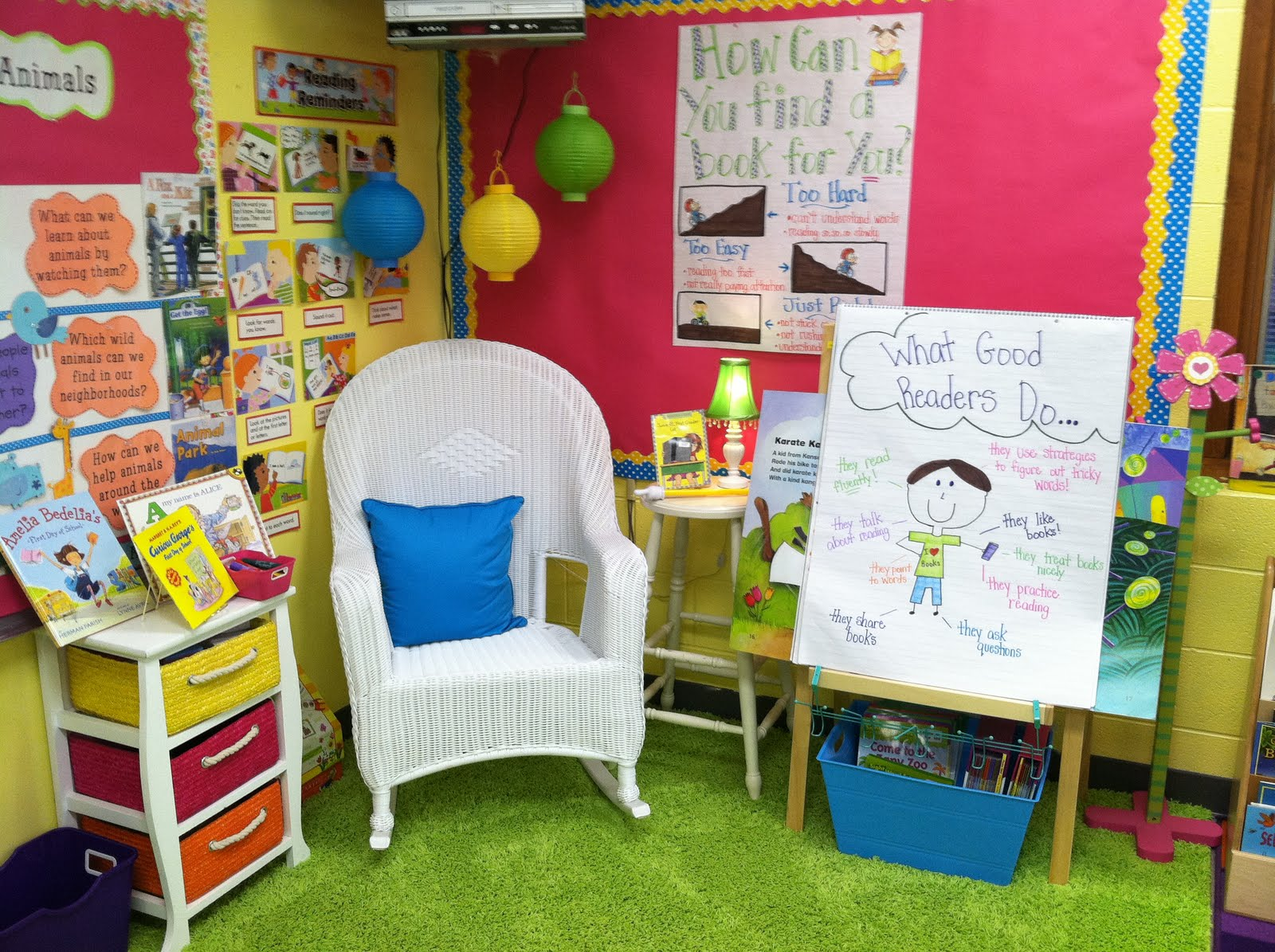 Classroom Center Ideas ~ Life in first grade throwback thursday classroom design