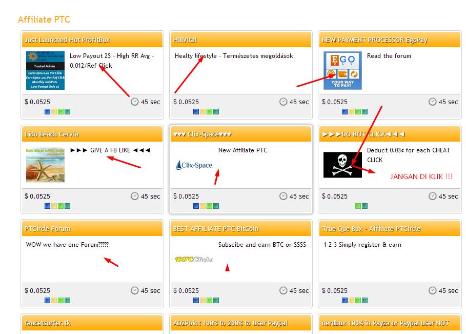 inolicious: (Panduan) PTC Bitcoin yang menghasilkan 1$ Dollar/hari beserta caranya ...