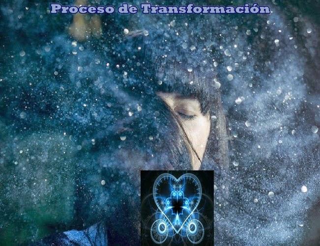 Los habitantes de la Tierra están en un Proceso de Transformación en todos los niveles.