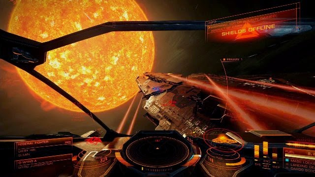 Elite Dangerous PC Gameplay Youtube