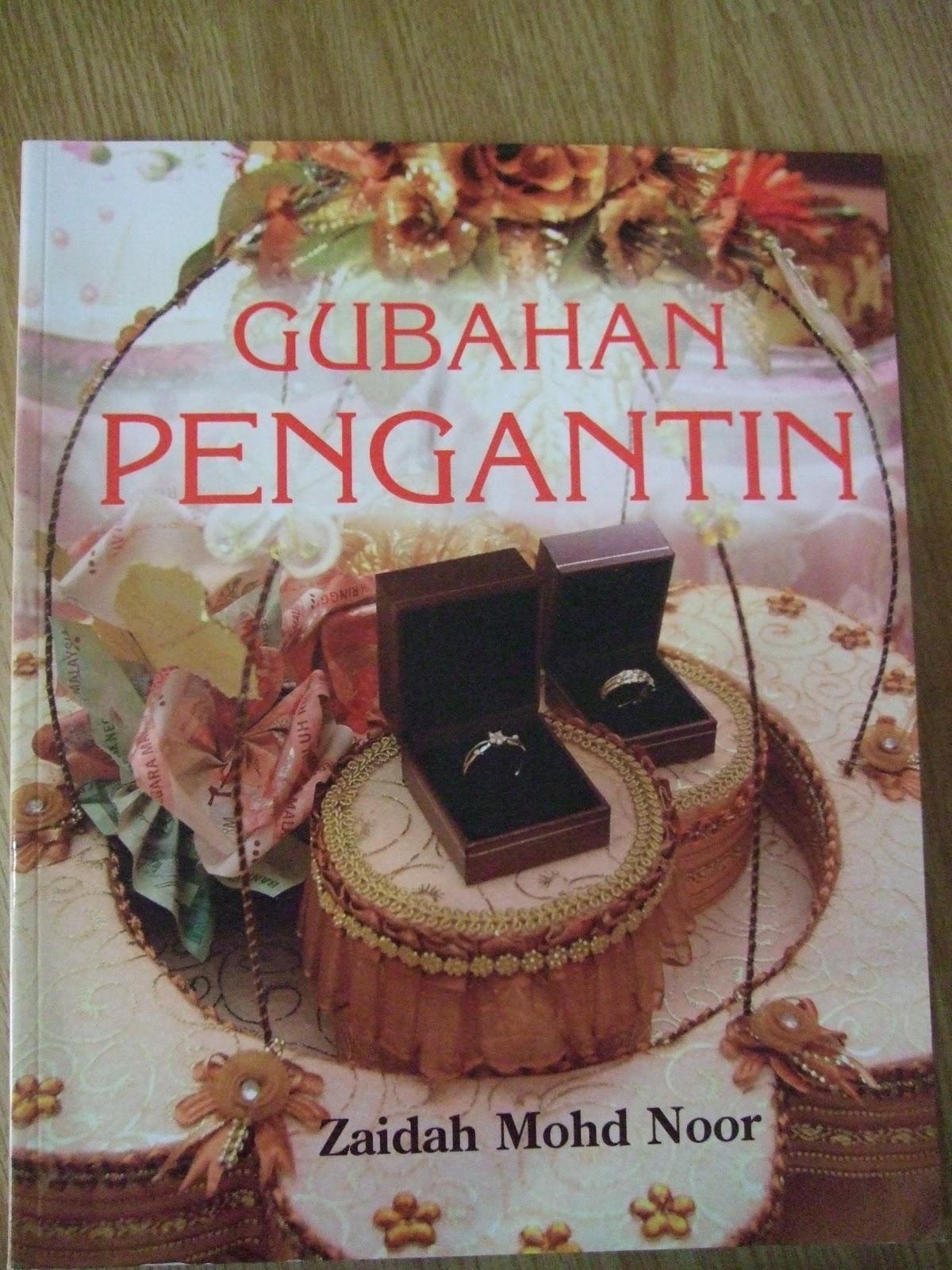 aneeda books collection  hantaran pengantin