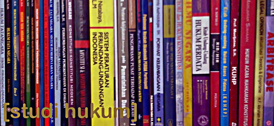 STUDI HUKUM