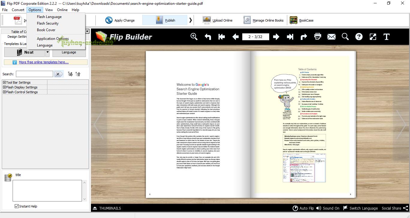 Resultado de imagen de Flip PDF Corporate Edition 2