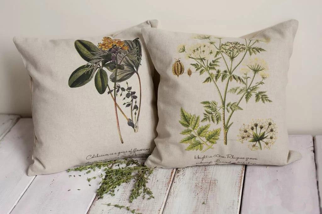 Травяные подушки для сна своими руками