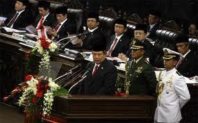 Perekonomian negara yang disampaikan dalam pidato kenegaraan setiap tanggal 16 Agustus termasuk dalam konteks ekonomi makro.