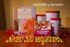 Sorteo 500 seguidores